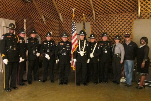 Chatham County Sheriff's Honor Guard