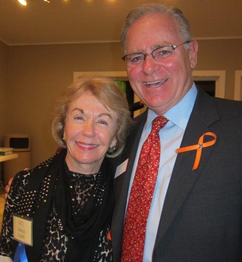 Gladys Kofalt and Jim Duncan