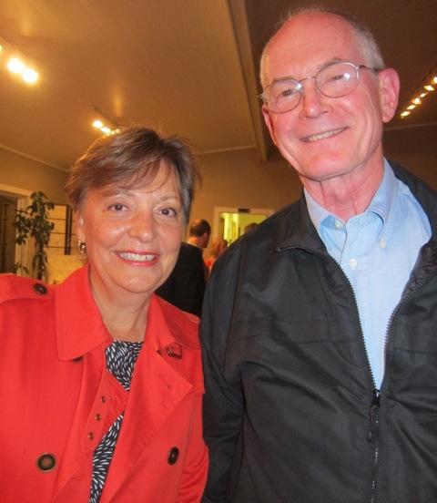 Cathy and John Wright