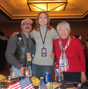 Gadi, Dee and Martha