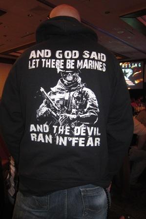 And God said.....