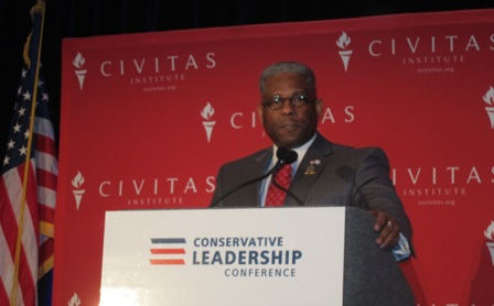 Lt. Colonel Allen West, Executive Director, The National Center for Policy Analysis