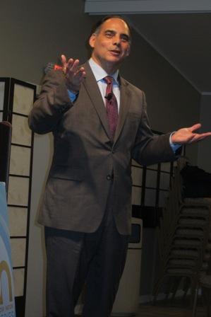 Dr. James Carafano, guest speaker