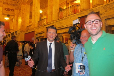 Pete Hegseth, founder, Vets For Freedom
