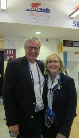 Linda and Matt Arnold