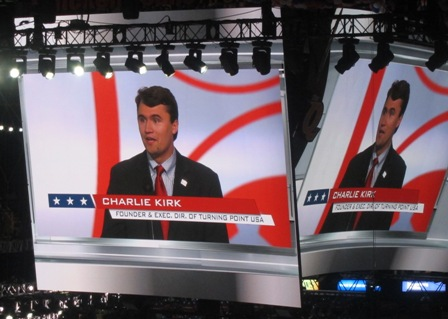 Charlie Kirk, Founder and Executive Director of Turning Point USA https://www.youtube.com/watch?v=LBA4jdU7C_s - FULL SPEECH
