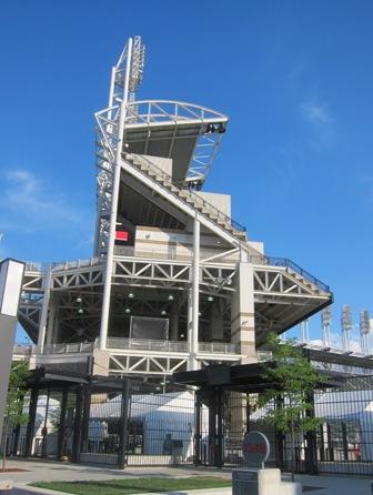 Cleveland Indians ballpark - Progressive Field