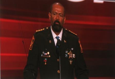 Sheriff David Clarke  https://www.youtube.com/watch?v=BVuIhnyggUg - FULL SPEECH