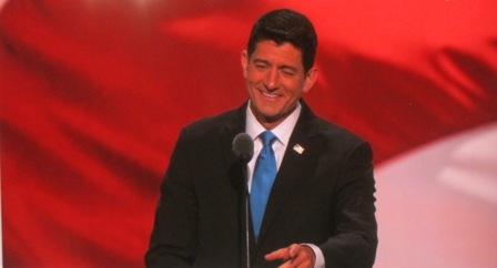 House Speaker - Paul Ryan https://www.youtube.com/watch?v=c2_ZgAA0ovY