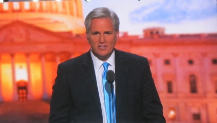 House Majority Leader - Kevin McCarthy https://www.youtube.com/watch?v=o8BqUrKuts0