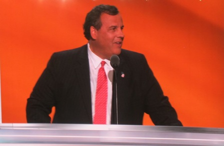 Former New Jersey Governor Chris Christie ******** ( be sure  to watch  this !) https://www.youtube.com/watch?v=dH5bwvsIB30