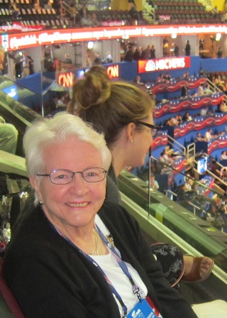 Sandra Henson of Chapel Hill, North Carolina