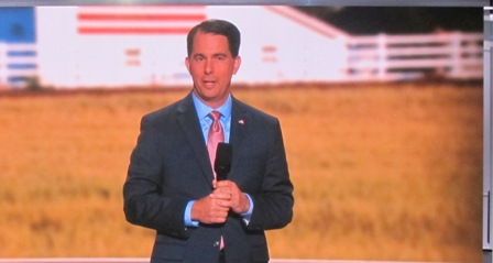 Governor Scott Walker of Wisconsin https://www.youtube.com/watch?v=dsz61dalaHY