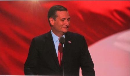 Senator Ted Cruz of Texas https://www.youtube.com/watch?v=XDhqM9ZnVmI