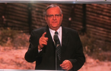 Sheriff Arpaio https://www.youtube.com/watch?v=pPPDKmHzI00