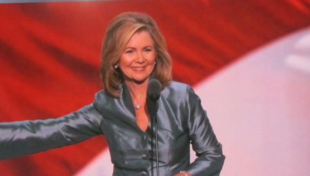 Congressman Marsha Blackburn, Tennessee https://www.youtube.com/watch?v=UTNoH6RGbuM