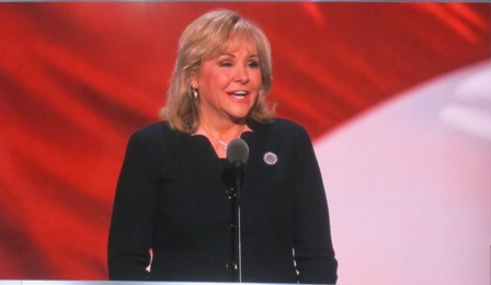 Oklahoma Governor Mary Fallin https://www.youtube.com/watch?v=Tk5zsbeJaFw