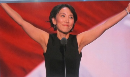 Dr. Lisa Shin, Korean Americans for Trump https://www.youtube.com/watch?v=2bVOOywgadE