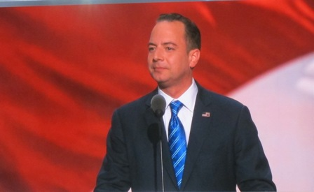 Reince Priebus, Chair, Republican National Committee https://www.youtube.com/watch?v=dB1Wcbiu_XI