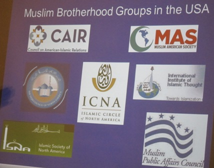 Muslim Brotherhood Groups in the USA http://www.billionbibles.org/sharia/america-muslim-brotherhood.html