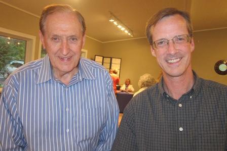 Charles Hamner and Dan Dyer