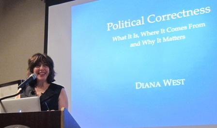 Diana West, Guest Speaker